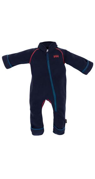 Helly Hansen Legacy Fleece Suit Babies Evening Blue